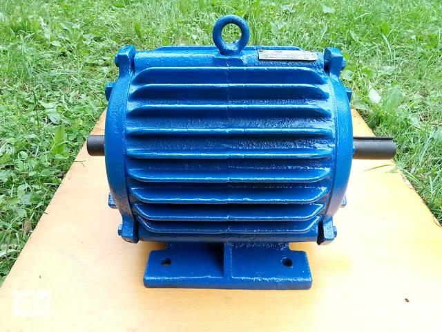 купить бу Двигатель асинхронный 3-х фазный 2,2 квт в Львове