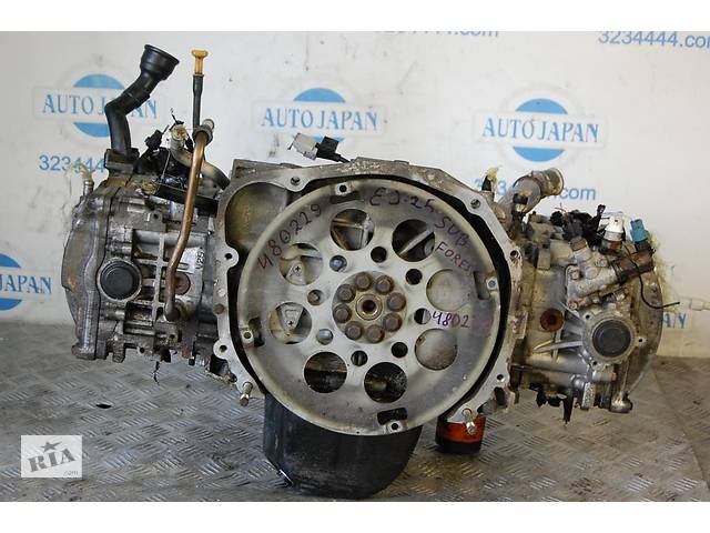 продам Двигатель бензин SUBARU Forester SG 02-07 бу в Харькове