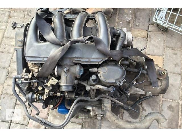 купить бу Двигатель без навесного Berlingo, Partner 1.9 D D9B (1905 куб.см.) 1996-1998 в Ковеле