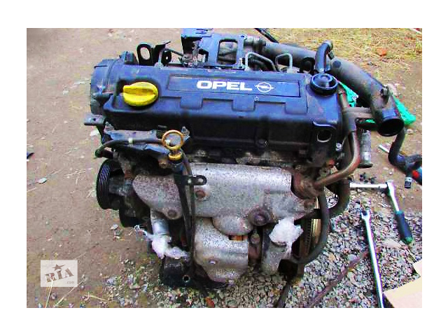 Двигатель без навесного Opel Combo 1.3 CDTI 16V Z 13 DT (1248 куб.см.) 2005-2010- объявление о продаже  в Ковеле