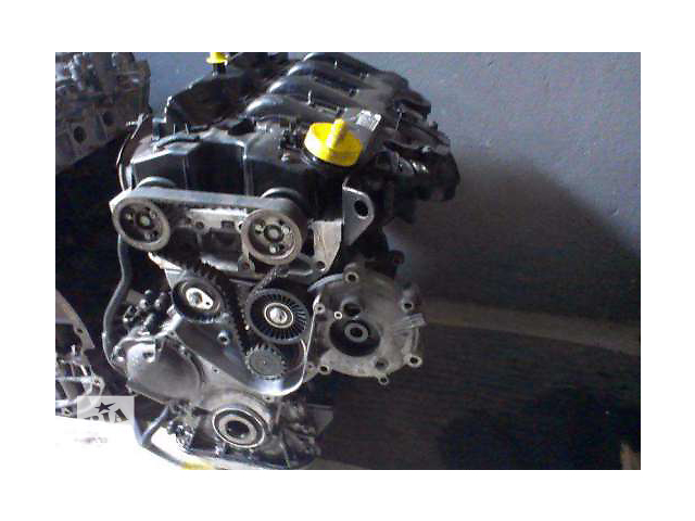 купить бу Двигатель без навесного Trafic, Vivaro, Primastar 2.5 DCI FLOD (2464 куб.см.) 2003-2013 в Ковеле