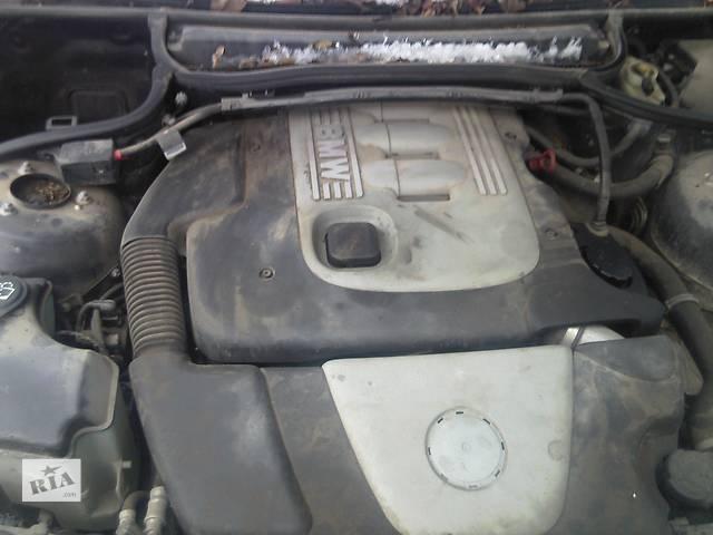 бу  Двигатель BMW 3 серия  -E46), 1995-2002 г.  320 d. ДЕШЕВО!!!! на части в Ужгороде