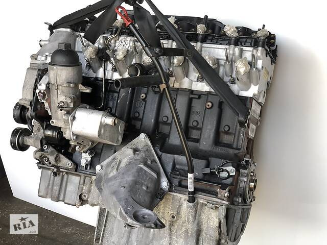 купить бу Двигун BMW X5 E53 3. 0d m57n Двигун Мотор БМВ Х5 Е53 М57 160kw 306D2 в Ровно