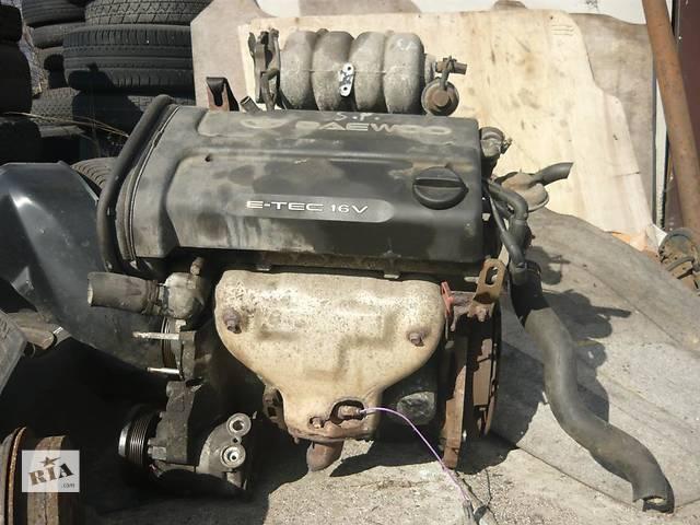 продам Двигатель для Daewoo Lanos, 1.6і, 2004 бу в Львове