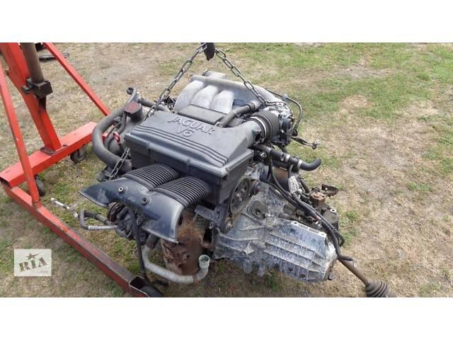 бу  Двигатель для легкового авто Jaguar X-Type в Львове