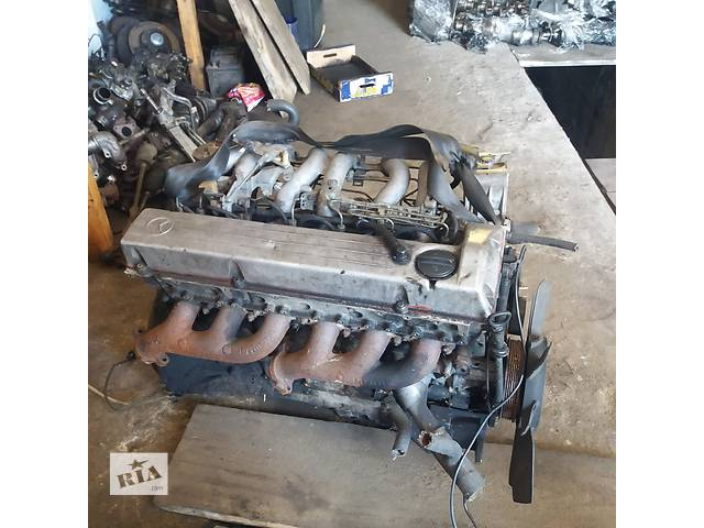 бу Двигатель комплектный для Mercedes 124 3.0 Дизель в Ковеле