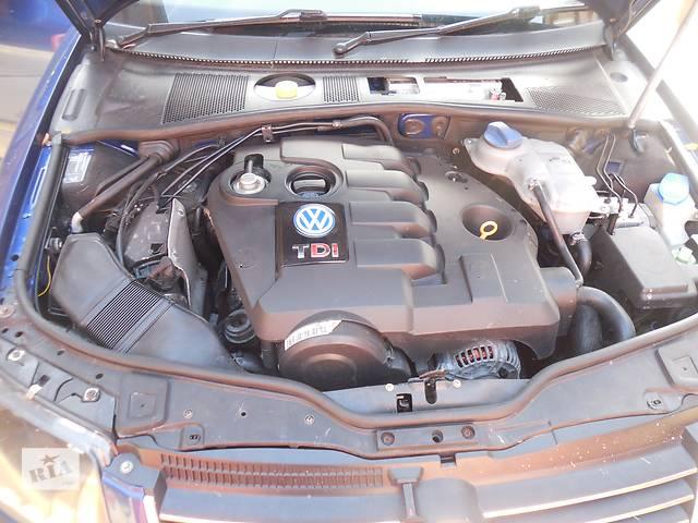 бу Двигатель для Volkswagen Passat B5, 1.9tdi, 2003, AWX в Львове