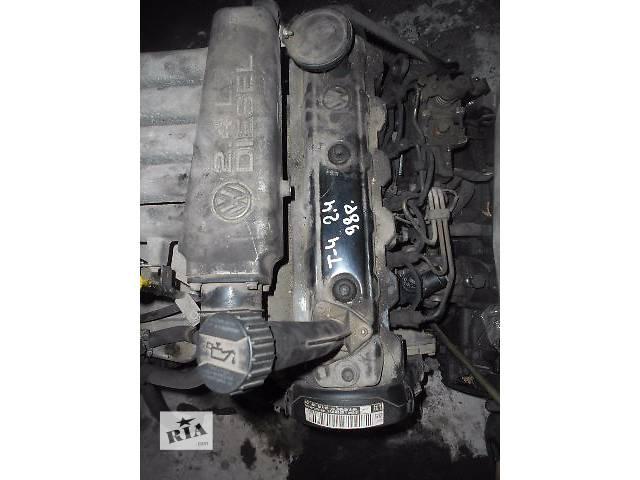 продам Двигатель для Volkswagen T4, 2.4d, 1998, AJA бу в Львове