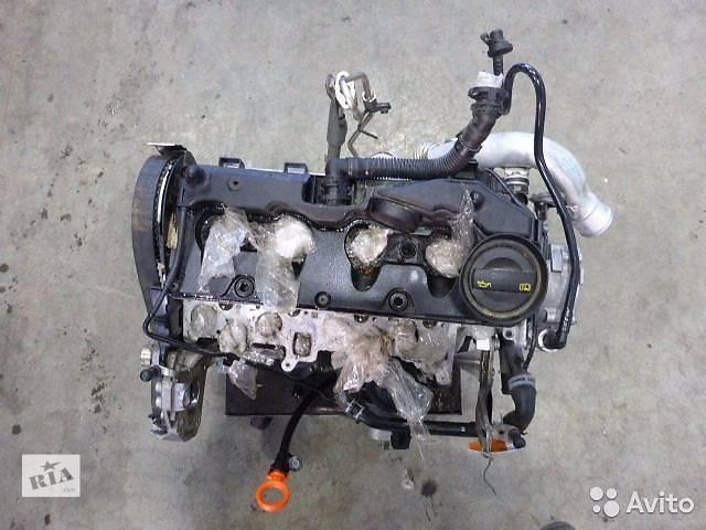 Двигатель для Volkswagen Tiguan, 2.0tdi, 2012, CLJ- объявление о продаже  в Львове