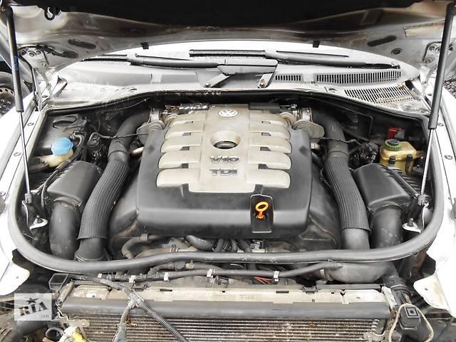 Двигатель Двигун 5.0 TDi V10 Volkswagen Touareg (Фольксваген Туарег) 2002-2006г.- объявление о продаже  в Ровно