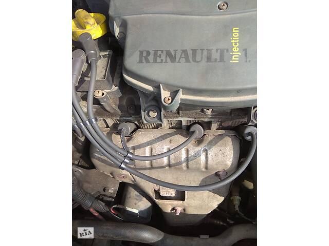 бу Двигатель K7MC720 к Renault Megane I, 1.6 бензин, 250 тыс. км в Киеве