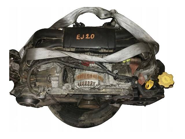 Двигатель комплект subaru forester impreza outback 2.0 ej - б/у- объявление о продаже  в Львове