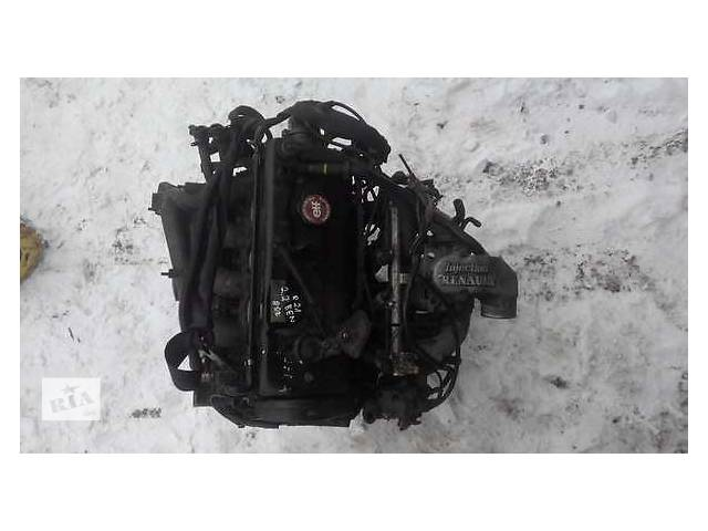 купить бу Двигатель Renault 21 2.2 в Ужгороде