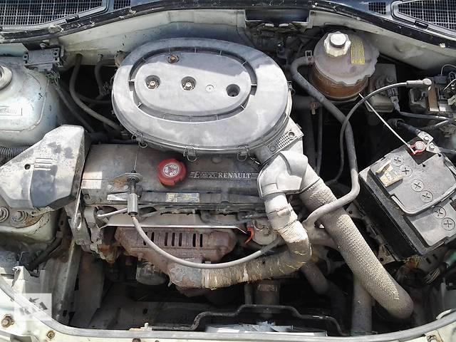 Двигатель Renault Clio 1.4 карб, 1992 год. ДЕШЕВО!!!! - объявление о продаже  в Ужгороде