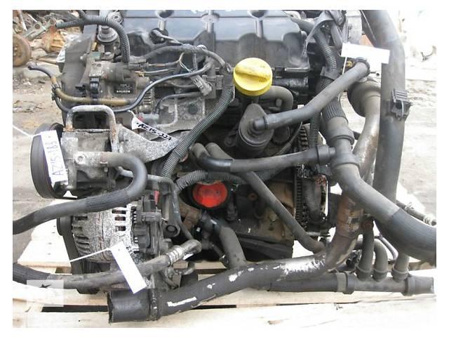бу Двигатель Renault Laguna 1.9 DCI в Ужгороде