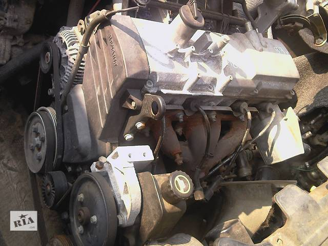 продам  Двигатель Renault Megane 1.6i, 1999 год. ДЕШЕВО!!!!   бу в Ужгороде