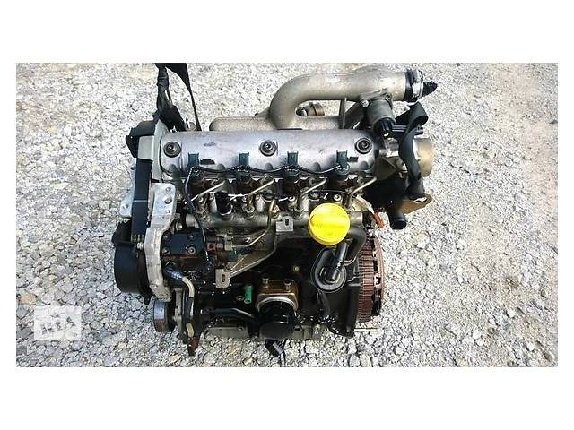 продам Двигатель Renault Scenic 1.9 DCI бу в Ужгороде