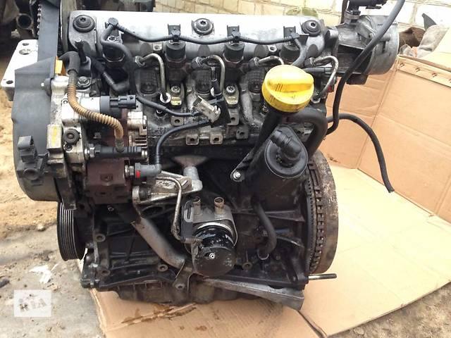 продам Двигатель Renault Trafic 1.9  dci / tdci бу в Ковеле