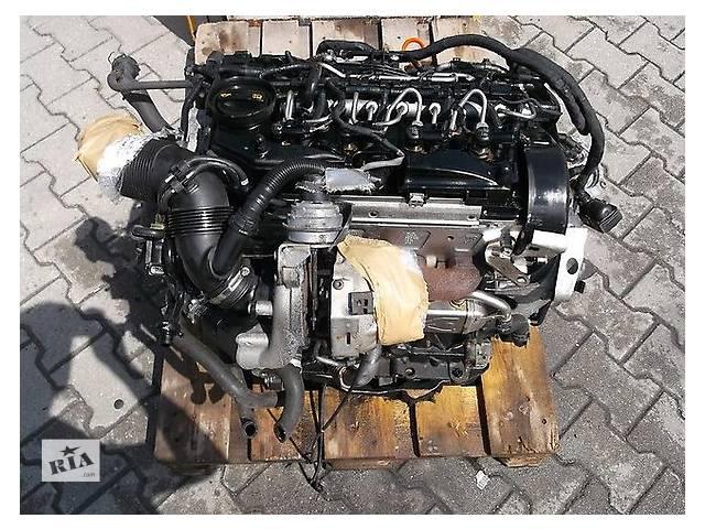 Двигатель Skoda Fabia 1.6 TDi- объявление о продаже  в Ужгороде