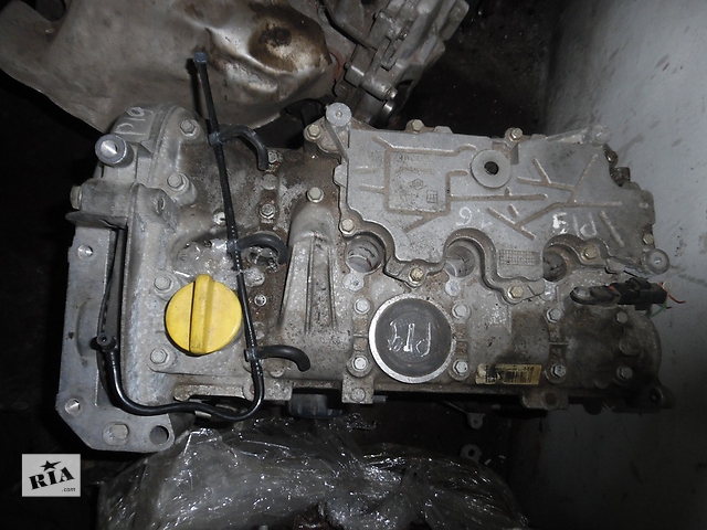 продам Двигатель бензин (1,6  DOHC 16V) Renault Megane II 06-08 (Рено Меган 2) бу в Ровно