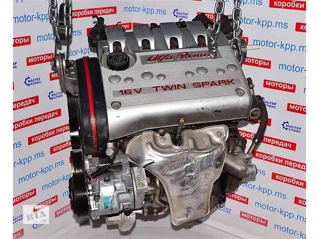 Двигатель комплект 2.0TS 16V ar AR34103 114 кВт ALFA ROMEO 166 98-07   ОЕ:AR34103- объявление о продаже  в Киеве