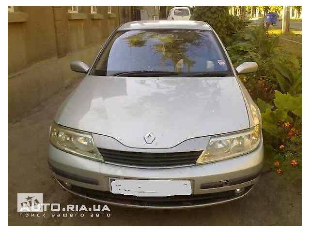 Двигатель в сборе для Renault Laguna- объявление о продаже  в Одессе