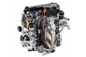 Двигатели Honda