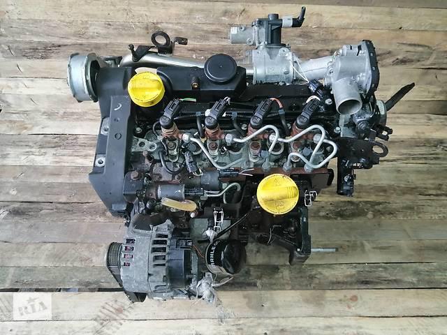 Двигун для Renault Duster 1.5 dci siemens k9k683- объявление о продаже  в Ровно