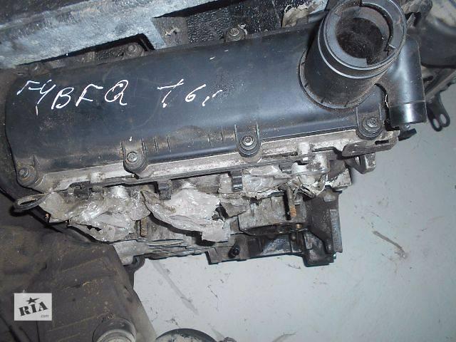бу Двигатель для Skoda Octavia 1.6i 2002, 1BFQ в Львове