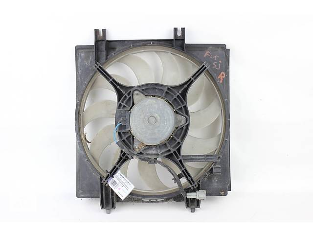 бу Диффузор с вентилятором кондиционера правый Subaru Forester (SJ) 12-18 73310SG000 (20718) в Киеве