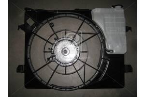Диффузор вентилятора радиатора Kia Cerato 08- (пр-во Mobis)