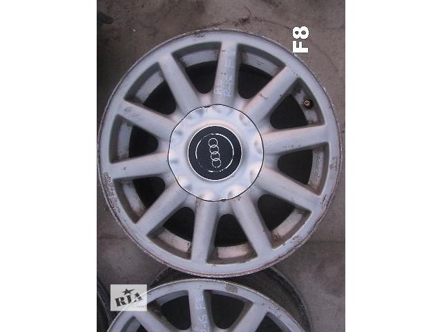 диск литой для Audi A6 1996 R15- объявление о продаже  в Львове