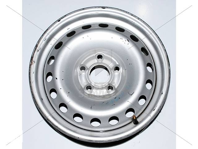 продам Диск колёсный 6J R15 металл 15*6/5*108/44/60,1 RENAULT KANGOO 08-13  8200454978 бу в Харькове
