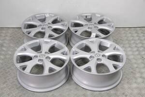Диск колесный комплект R-17 (17x6 1/2 J) Mazda 3 (BK) 2003-2008 9965066570 (46989) ET 52.5