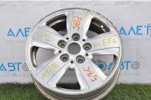 Диск колесный R15 Mini Cooper F56 3d 14- побит 36-11-6-855-101 разборка Алето Авто запчасти Мини Купер