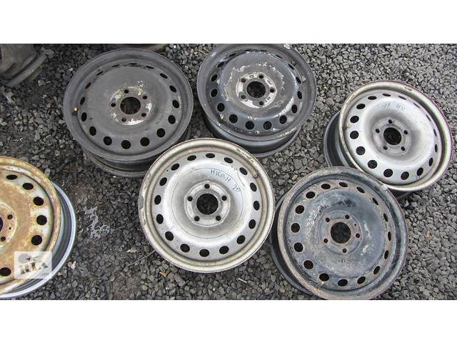 Диск металический 5х118 колеса колесо R16 Nissan Primastar Ниссан Примастар Opel Vivaro Опель Виваро Renault Trafic- объявление о продаже  в Ровно