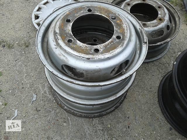 колесныные диски для микроавтобусов мерседесс 609