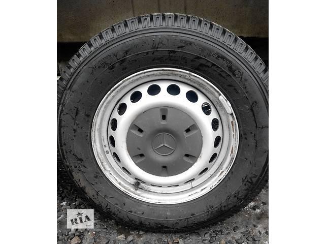 купить бу Диск R15 (5x130) R16 (6x130) 5.5', 6' Фольксваген Крафтер Volkswagen Crafter 2006-10гг. в Ровно
