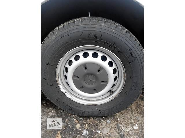 продам Диск R15 (5x130) R16 (6x130) 5.5', 6' Mercedes Sprinter 906 903 ( 2.2 3.0 CDi) 215, 313, 315, 415, 218, 318 (2 бу в Ровно