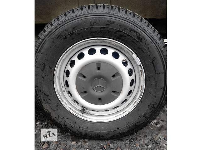 """бу Диск R15 (5x130) R16 (6x130) 5.5"""", 6"""" Mercedes Sprinter 906 903 ( 2.2 3.0 CDi) 215, 313, 315, 415, 218, 318 (2 в Ровно"""