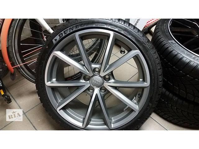 продам  диск с шиной для легкового авто Audi A4 S4 2016 255/35/19 бу в Ужгороде