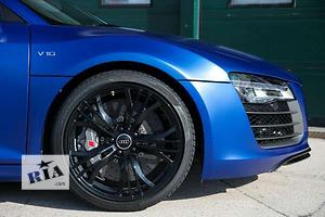Новые диски с шинами Audi R8
