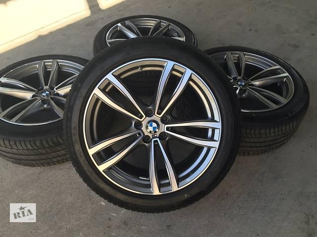 продам  диск с шиной для легкового авто BMW 7 Series 245/45/19.275/40/19. бу в Ужгороде