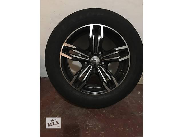 продам Диск с шиной для легкового авто BMW VW бу в Киеве