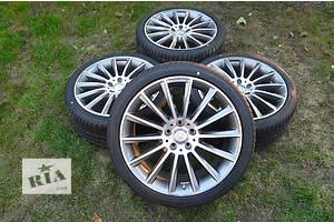 Новые диски с шинами Mercedes CLS 63 AMG