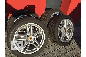 Новые диски с шинами Porsche Panamera Turbo