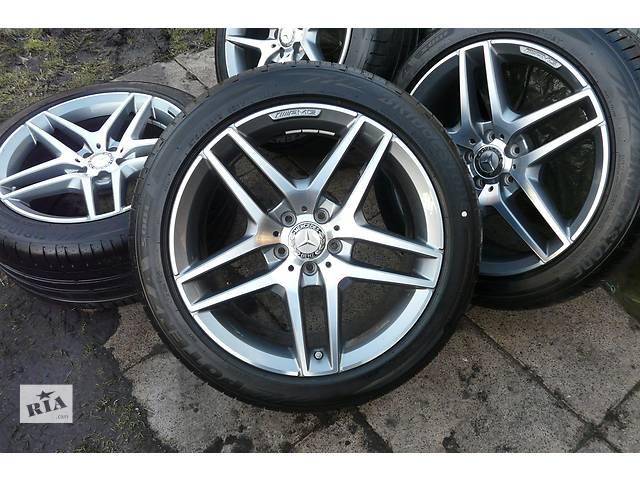 купить бу  диск с шиной для Mercedes S-Class W222 AMG в Ужгороде
