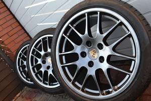 диски с шинами Porsche Panamera S