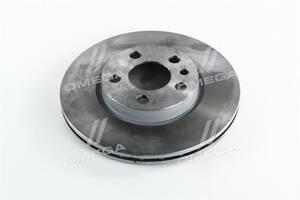 Диск тормозной передний вентилируемый CITROEN FIAT, PEUGEOT, , (пр-во REMSA)