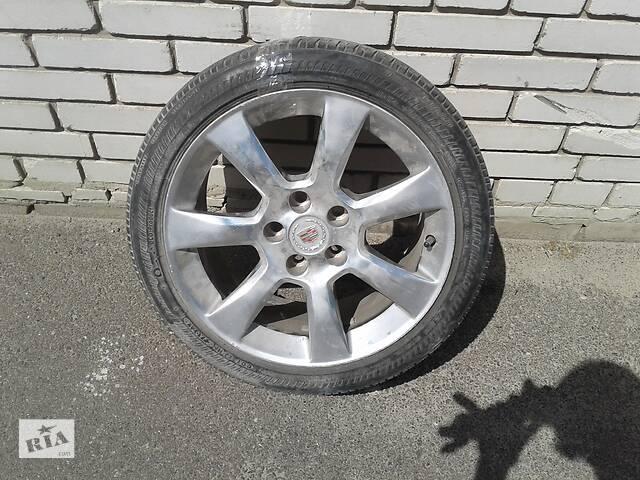 """бу Диски 17"""" + шини 225/45 R17 Cadillac ATS 2012-16 в Києві"""